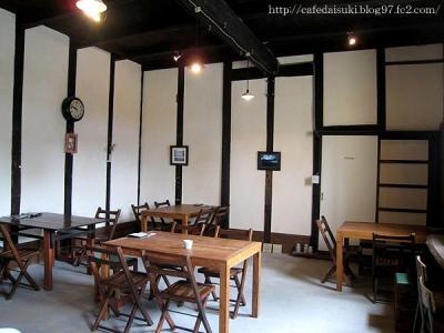 cafe yuinoba◇店内