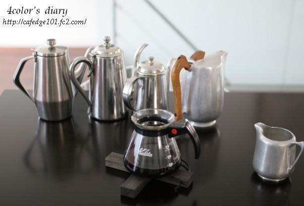 コーヒーポット1