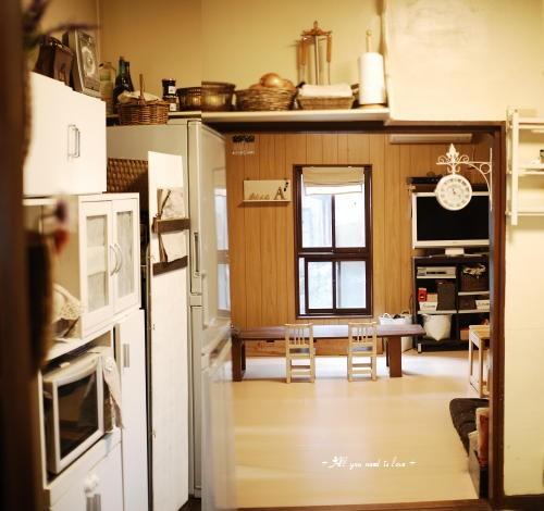 23 キッチン&リビング