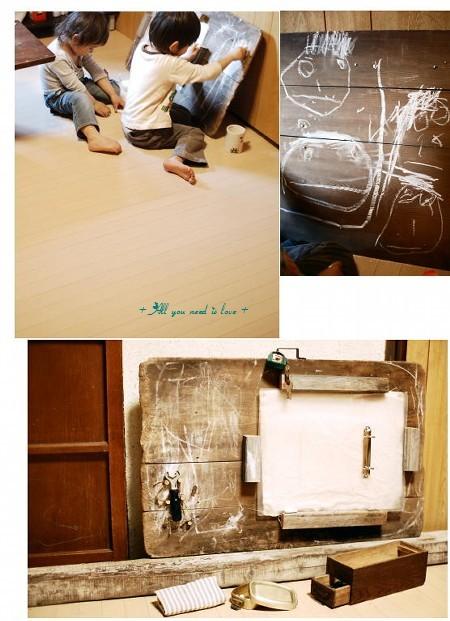 03 木の画板mini