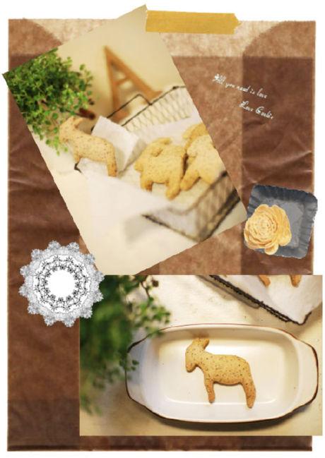 14 子羊クッキー mini