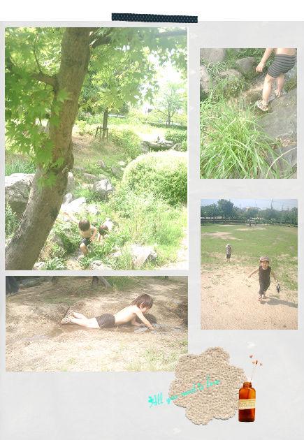 19 川遊び