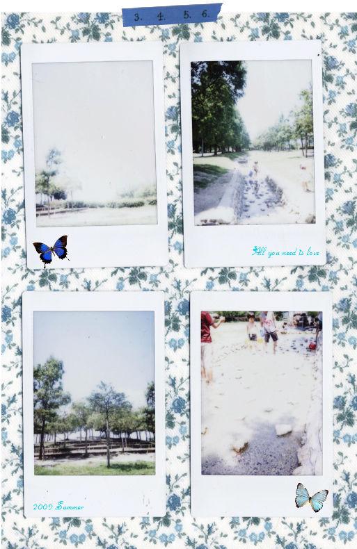 02 チェキ 川遊び