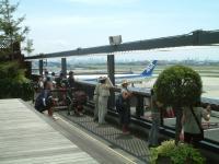 夏休みの空港2