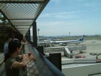 夏休みの空港3