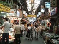 鶴橋の市場