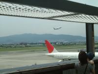 夏休みの空港5