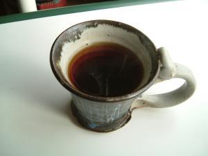 ロイさんのコーヒーカップ