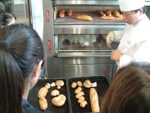 パン教室1