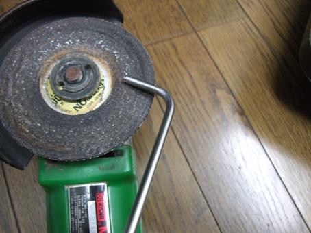 2 090319 arm sanding