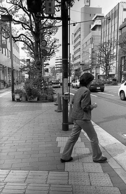 街角 (GR1s T-Max400)