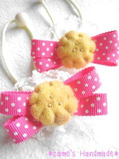 ピンクドットクッキー