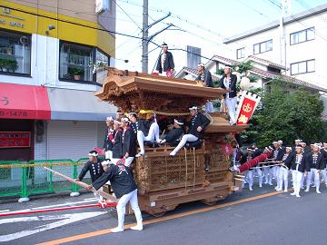 だんじりパレード2