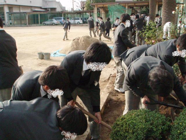 土壌改良中