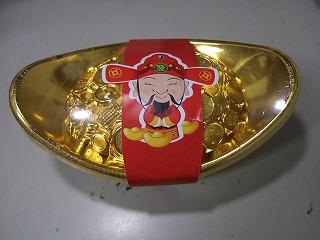 中国チョコ