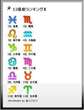 MSN12星座