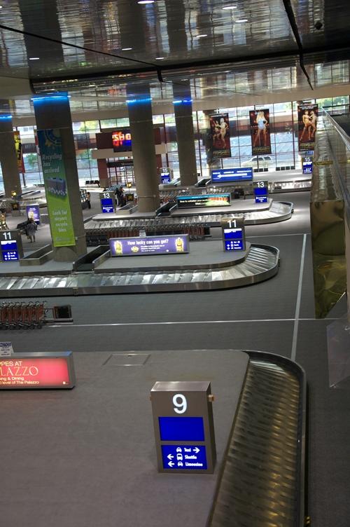 ラスベガス空港1