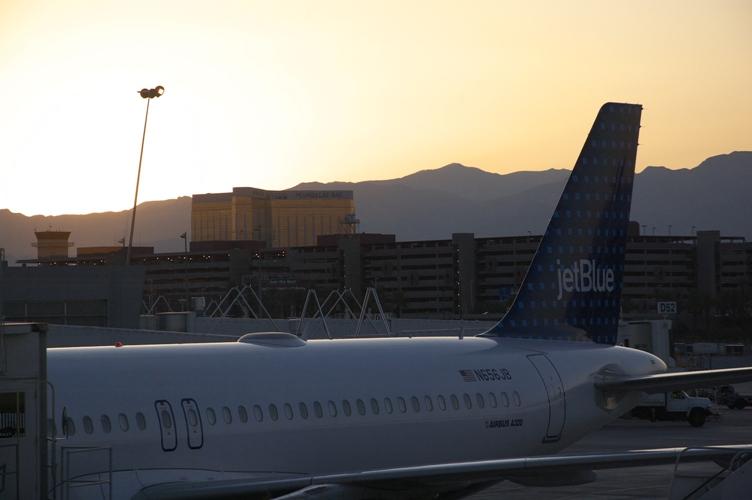 ラスベガス空港4