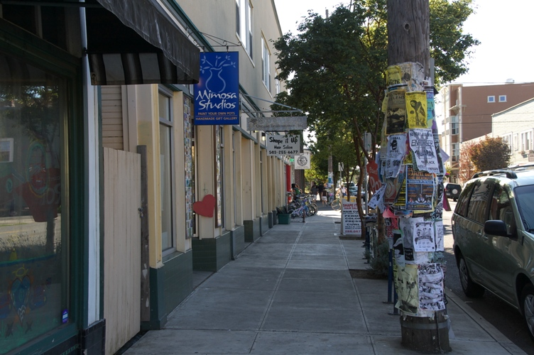 NE Alberta Street 1