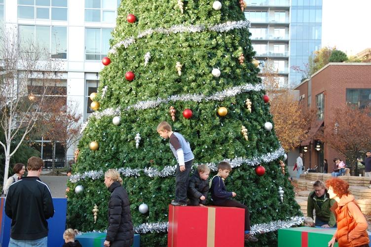 クリスマスツリー@パール