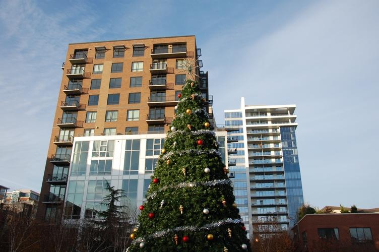 クリスマスツリー@パール 2