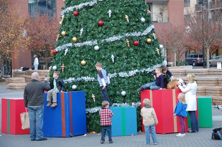 クリスマスツリー@パール 3