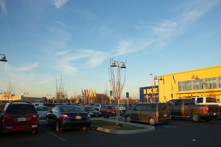 駐車場@IKEA1