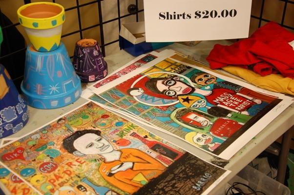 Buckman Art show & sell 2