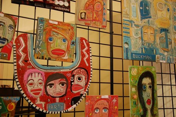 Buckman Art show & sell 3