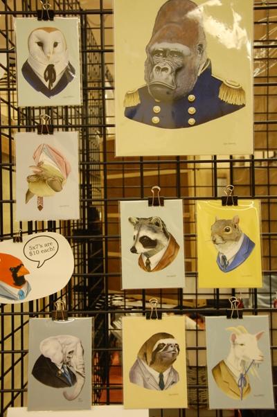 Buckman Art show & sell 5