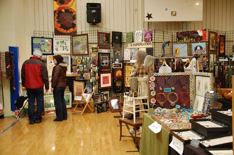 Buckman Art show & sell 7