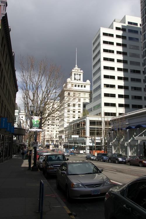 Portland downtown 1