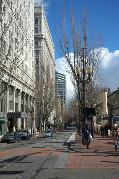 Portland downtown 4
