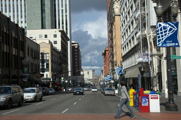 Portland downtown 5