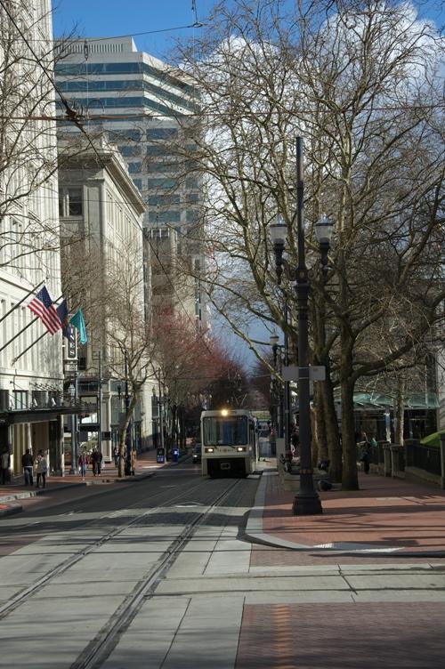 Portland downtown 6