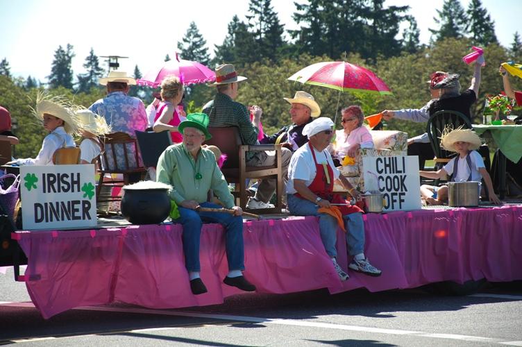 パレード in Wilsonville 8