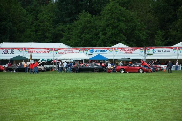 フォード車@Balloon festival 2-6