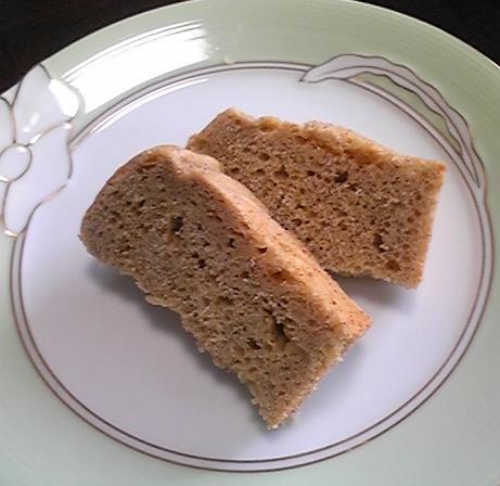栗の適当ケーキ