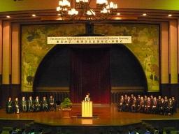 東大秋の卒業式その3