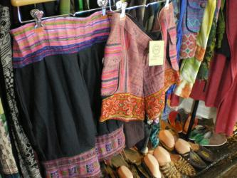 hmong short pants