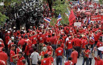 thailand demo