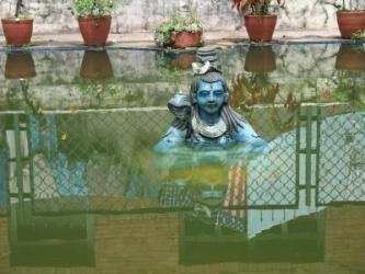 shiva 沐浴