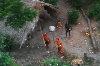 amazon 民族