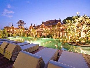 シリパンナ ヴィラ リゾート & スパ チェンマイ (Siripanna Villa Resort & Spa Chiangmai)