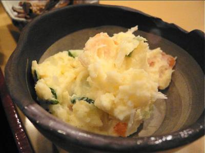 08-9-4 料理 ポテト