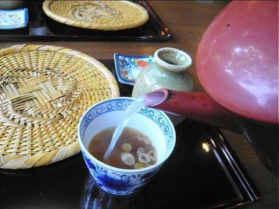 08-9-9 蕎麦湯