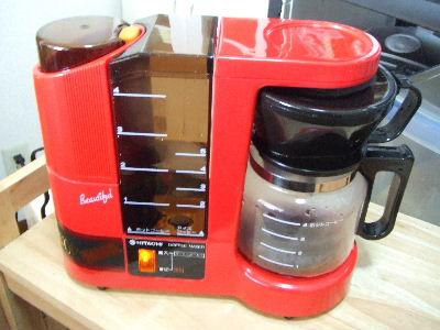コーヒーメーカー1