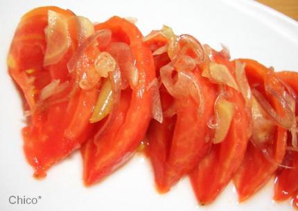 奇跡のトマト(うちバージョン)