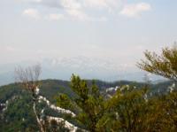 でも振り返ったら栗駒山が見え、再び登る元気が