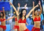 北京オリンピック・チアリーダ2